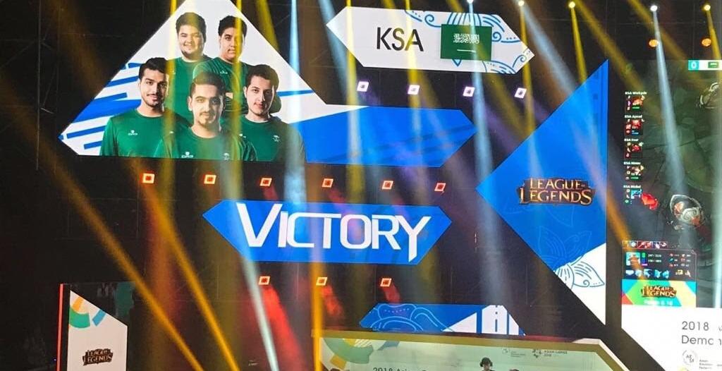 أسياد جاكرتا.. الفرسان يتصدرون وأخضر الرياضات الإلكترونية لنصف النهائي