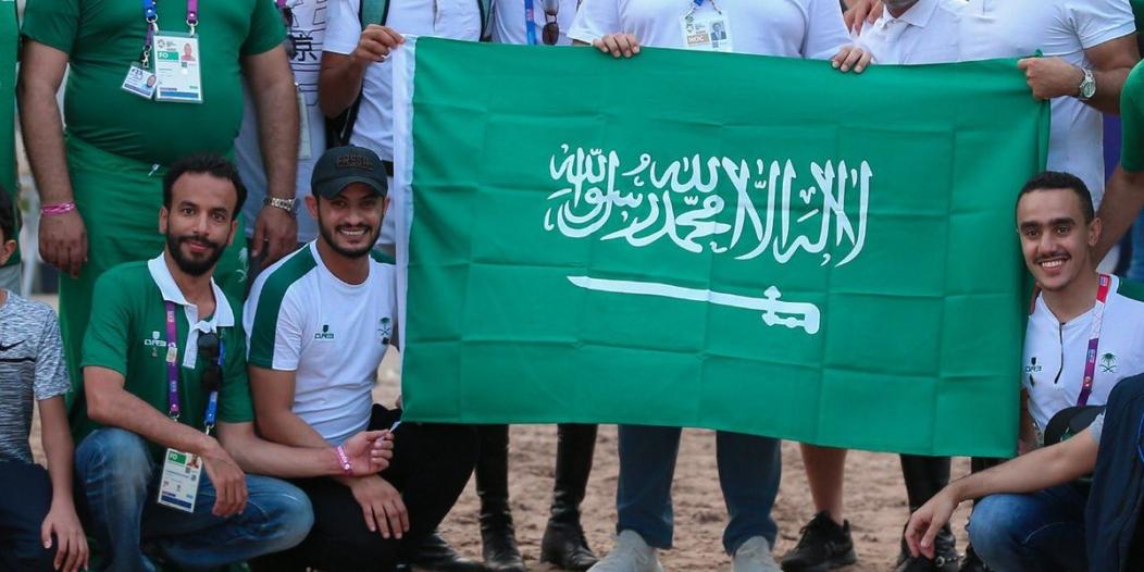 آل الشيخ يكافئ أخضر الفروسية بنصف مليون ريال