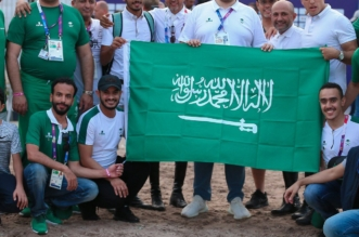 آل الشيخ يكافئ أخضر الفروسية بنصف مليون ريال - المواطن