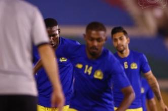 أحمد موسى والسهلاوي يقودان النصر أمام أحد - المواطن