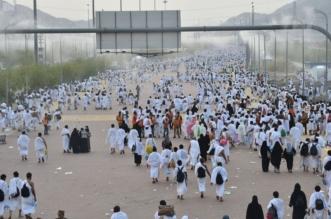 جهود رجال مخلصين تسهل نفرة الحجيج من عرفات إلى مزدلفة - المواطن