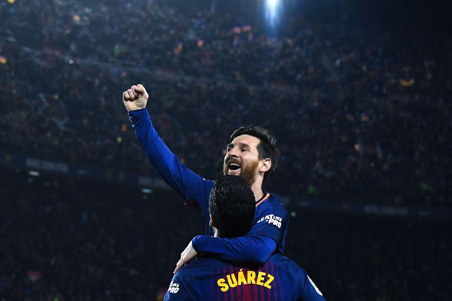 برشلونة ضد بوكا جونيورز .. البارسا يُبدع ويفوز بثلاثية نظيفة
