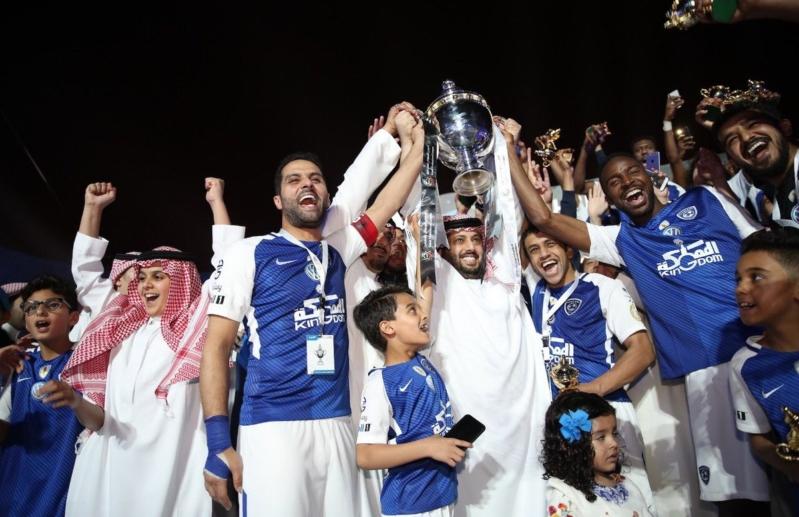 بطولات الهلال 58 لقبًا في 10 مدن.. تعرف عليها - المواطن