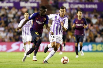 بلد الوليد ضد برشلونة .. تراجع أداء البارسا وغياب سواريز الأبرز - المواطن