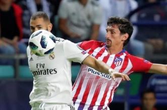 ريال مدريد وأتلتيكو مدريد .. بنزيمة يهز الشباك ويُحقق رقمين مميزين - المواطن