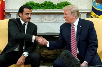 فضيحة قطر.. 16 مليون دولار للتأثير على ترامب وقائمة بها 250 مقربًا من الرئيس - المواطن