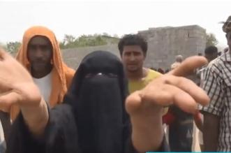 بالفيديو.. صرخة نازحة يمنية لدول التحالف: احسموا حرب الحديدة وأخرجِوا الحوثي - المواطن