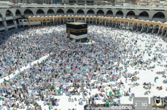 المدني يجهز 50 نقطة لخدمة الحجاج في المسجد الحرام - المواطن