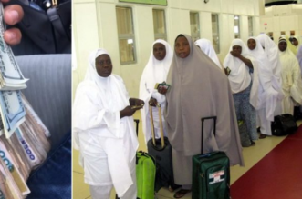 حاج نيجيري يعثر على مبالغ مالية طائلة في مرحاض بمكة - المواطن