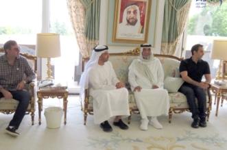 خليفة بن زايد يعود للإمارات بعد زيارة خاصة خارج البلاد - المواطن