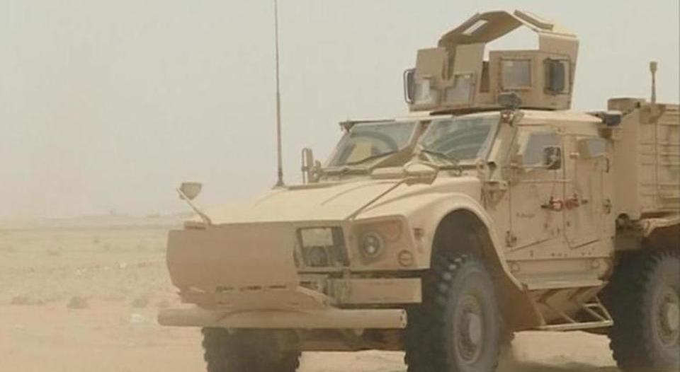 تعزيزات عسكرية سعودية لقوات التحالف في حجة