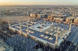 توزيع دليل إرشادي على الفنادق والمراكز المجاورة للمسجد النبوي - المواطن