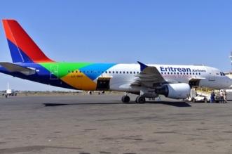 لأول مرة منذ 20 عامًا.. طائرة الخطوط الجوية الإريترية تحط بمطار أديس أبابا - المواطن