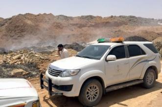 إحالة العمالة حارقة النفايات الصناعية في الرياض إلى النيابة - المواطن
