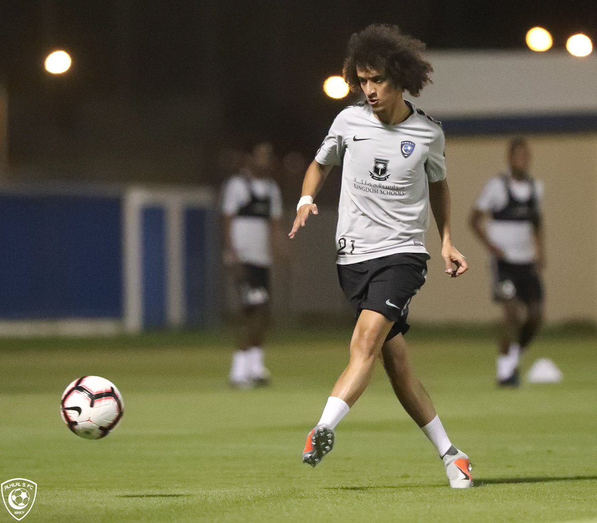 عموري مفاجأة الزعيم لجماهيره قبل مباراة الهلال في البطولة العربية