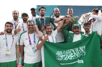 بالصور.. الحربي يحقق أول ميدالية سعودية في الدورة الآسيوية - المواطن