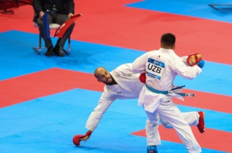 بالصور.. فهد الخثعمي يتأهل إلى دور الـ8 في الألعاب الآسيوية - المواطن