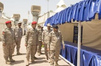 قائد القوات المسلحة المشاركة بالحج يقف على جاهزية الوحدات - المواطن