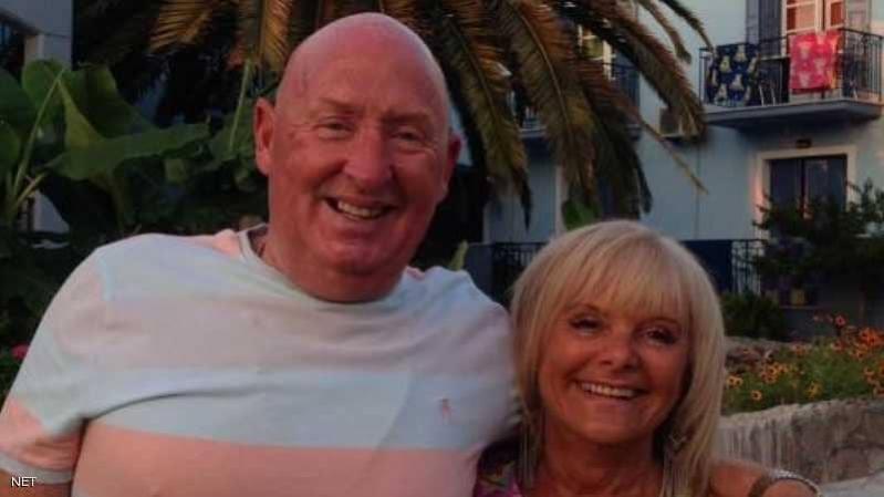 كواليس وفاة البريطاني وزوجته بالغردقة.. توقف قلب جيمس وماتت سوزان بالإغماء