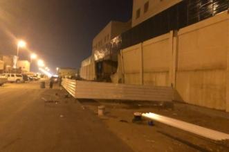 لجنة عاجلة للتحقيق مع مقاول مدرسة في المدينة انهار جزء من سورها - المواطن