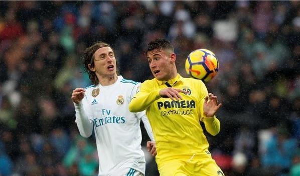 مودريتش يحسم قراره بشأن مستقبله مع ريال مدريد