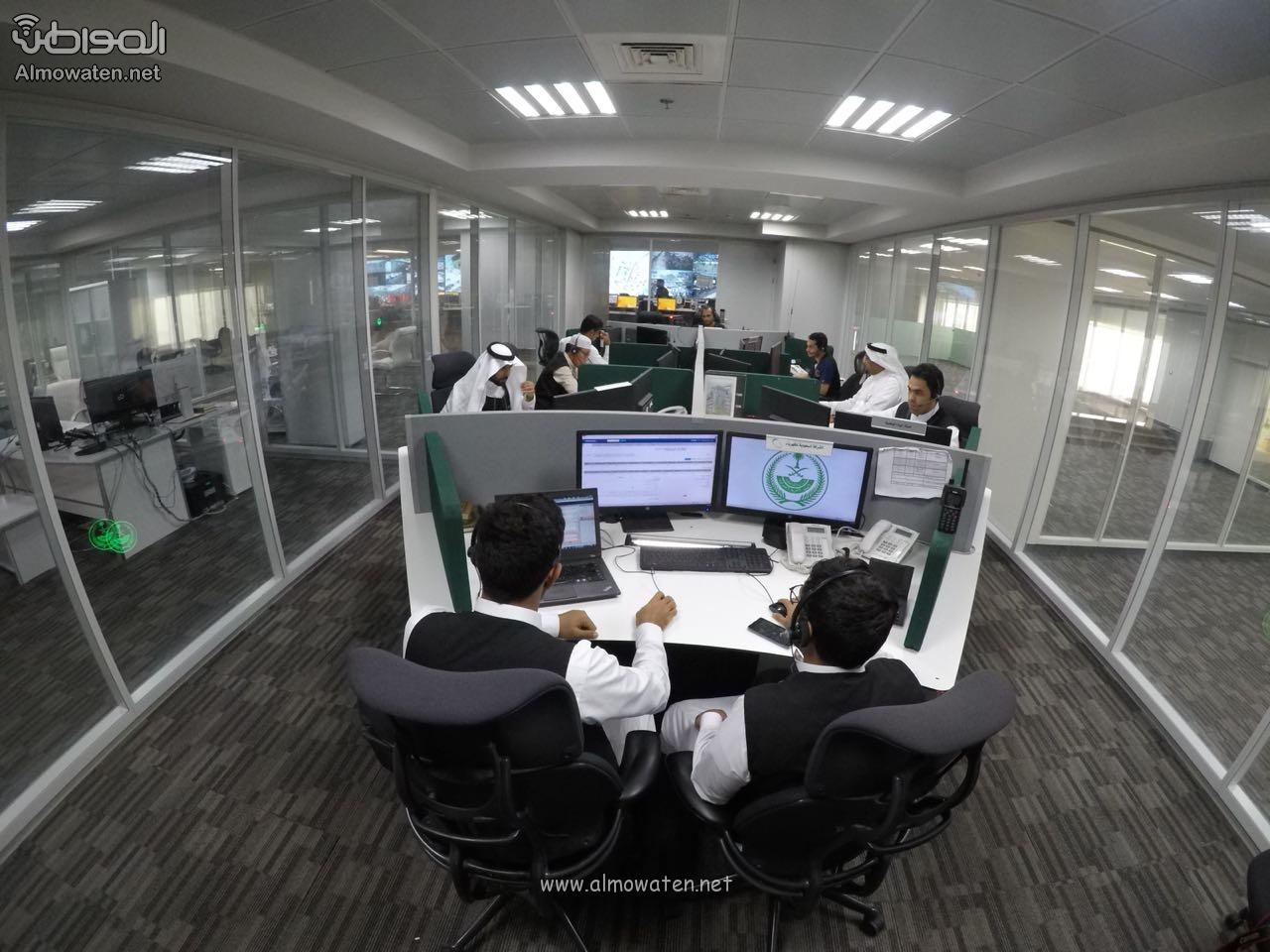 مركز العمليات الأمنية 911 1