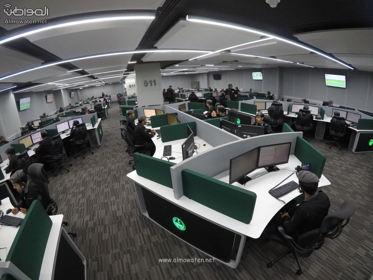 مركز العمليات الأمنية 911 10 11