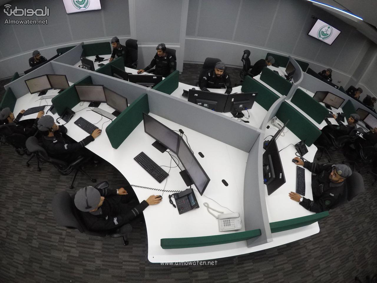 مركز العمليات الأمنية 911 12