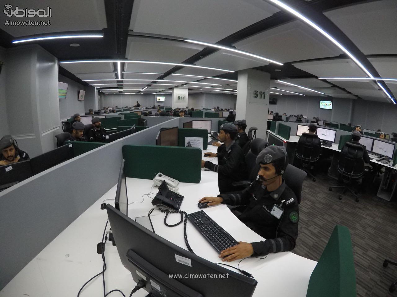مركز العمليات الأمنية 911 20