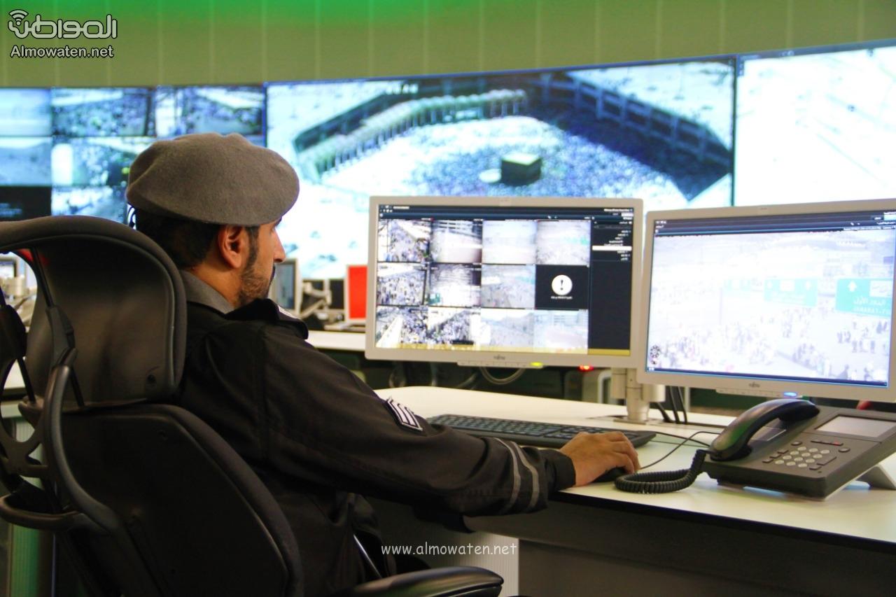 مركز العمليات الأمنية 911 21