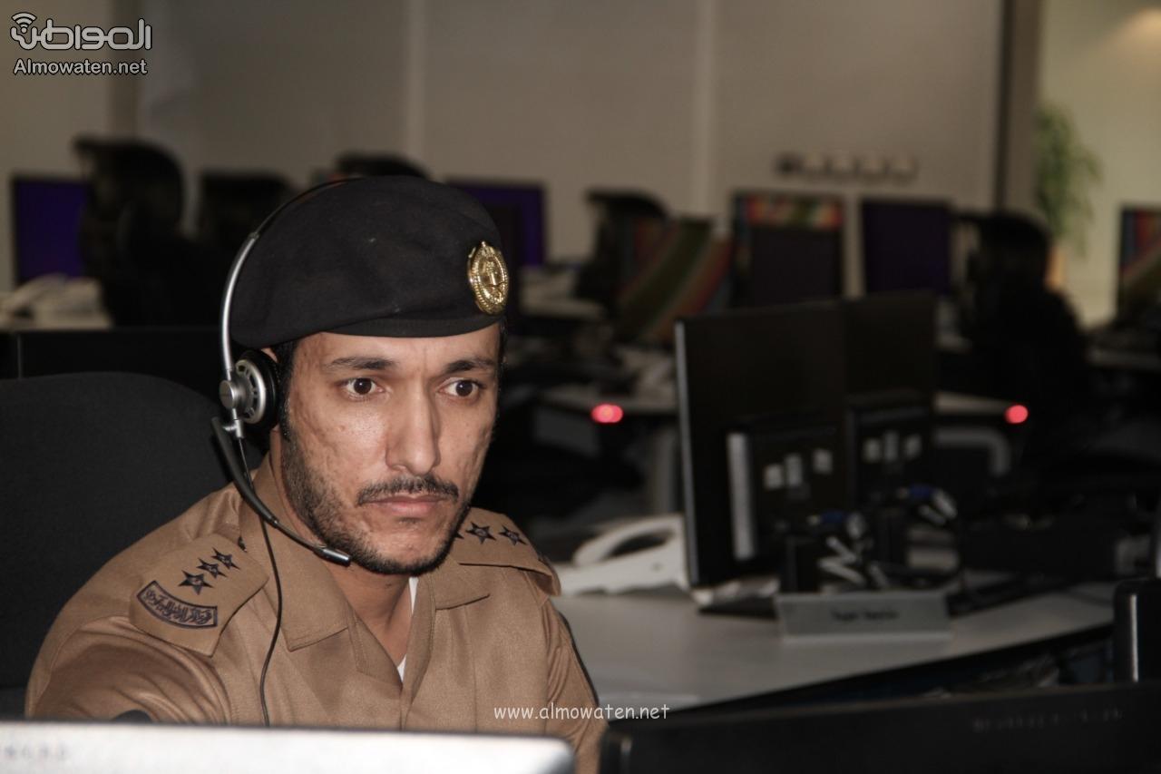 مركز العمليات الأمنية 911 22