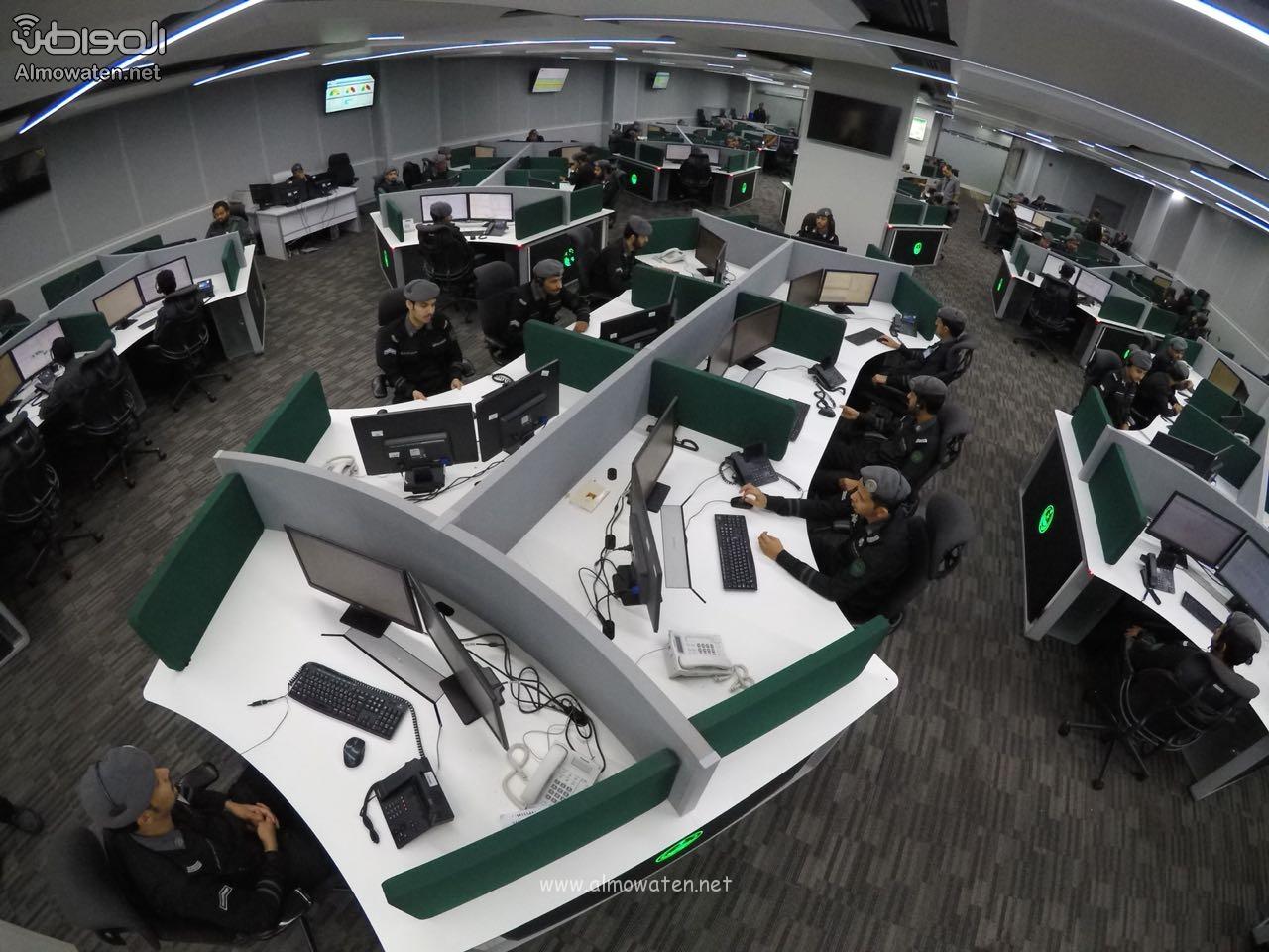 مركز العمليات الأمنية 911 565