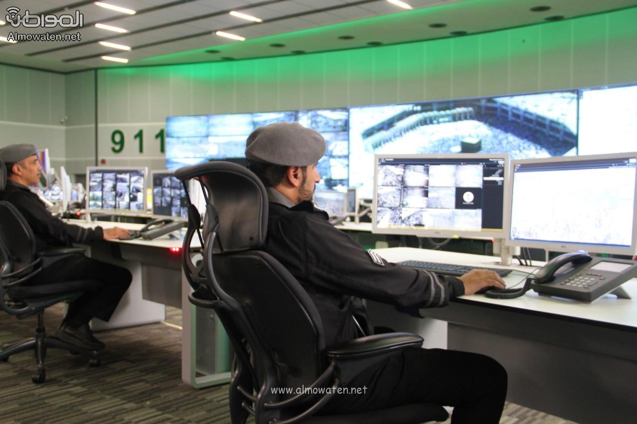 مركز العمليات الأمنية 911 58