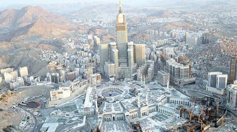 الطقس جيد.. الأرصاد تعلن درجات الحرارة في مكة والمدينة والمشاعر