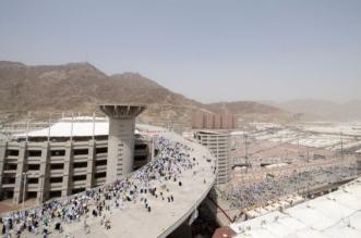 منشأة الجمرات بـ11 مدخلًا وتستوعب 300 ألف حاج في الساعة - المواطن