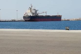 ميناء ينبع التجاري يستقبل أكبر السفن حجماً في تاريخه - المواطن