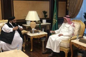 وزير الحج والعمرة يستقبل رئيس علماء باكستان - المواطن