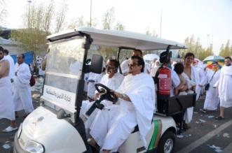 وزير الحج يؤدي النسك ويشرف على الخدمات المقدمة لضيوف الرحمن - المواطن