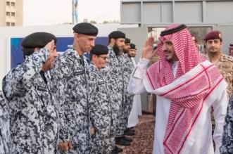 وزير الداخلية يفتتح مشروع إعادة تهيئة مراكز كلية الملك فهد الأمنية بمنى - المواطن