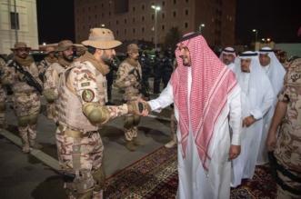 وزير الداخلية يقف على جاهزية قوات الأمن الخاصة لخدمة ضيوف الرحمن - المواطن