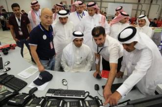 بالصور.. وزير النقل يتفقد قطار المشاعر والطرق قبل تصعيد الحجاج إلى عرفات - المواطن
