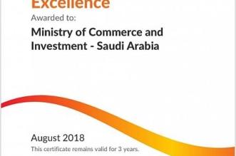 التجارة والاستثمار تحصد شهادة الالتزام بالتميز من المؤسسة الأوروبية للجودة - المواطن