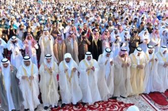 بالصور.. صلاة عيد الأضحى المبارك في مختلف أنحاء المملكة - المواطن