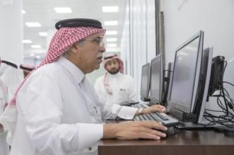 شاهد.. وزير التجارة والاستثمار يدشن مركز خدمة العملاء في جدة - المواطن