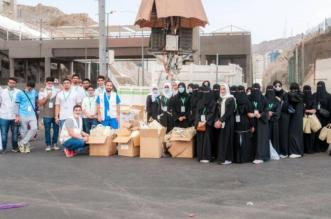 بالصور.. 26 ألف هدية من أمانة مكة لحجاج بيت الله الحرام - المواطن