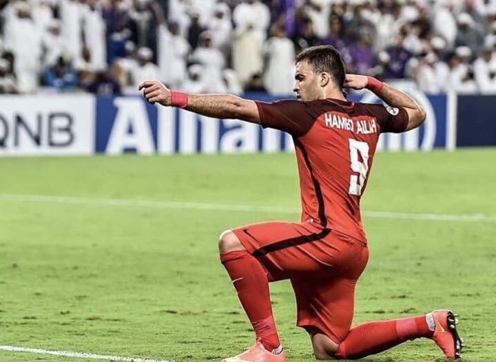 المغربي عبدالرزاق حمدالله إلى النصر في صفقة انتقال حر