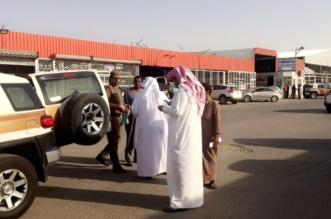 119 عاملًا مخالفًا في محال قطع غيار السيارات المستعملة بطريق الحائر - المواطن
