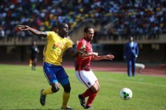 الأهلي ضد كامبالا سيتي