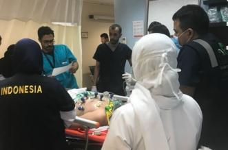 إنعاش قلبي ينقذ حياة اثنين من الحجاج في جدة - المواطن