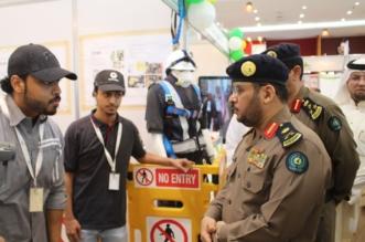 بالصور.. افتتاح معرض حملة الوقاية هي الغاية في مكة - المواطن